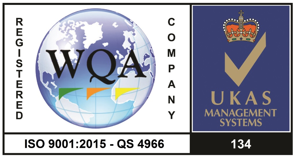 QUALIFICATIONS Certification logo iso
